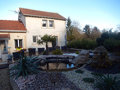 A VENDRE - MAISON - 6 PIECES - TREMBLAY LES VILLAGES- 184 M²