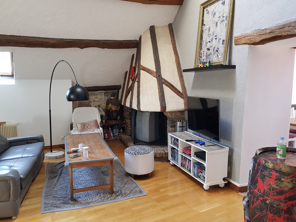 A VENDRE - APPARTEMENT - EPERNON - 4 PIECES